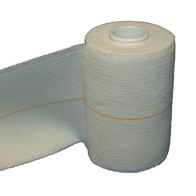 Elasticated Adhesive Bandage - EAB  4.5m Rolls