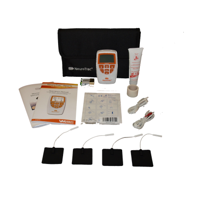 Neurotrac Sports Muscle Stim - Rubber Electrode Kit