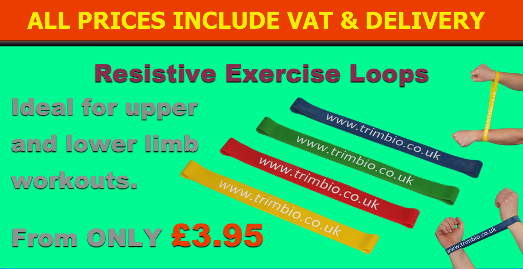 Resistive Exercise Band Loops